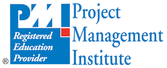 The PMI Registered Education Provider logo is a registered mark of the Project Management Institute, Inc.